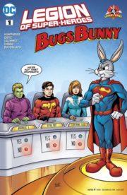 Legion Super-Heroes Bugs Bunny Special