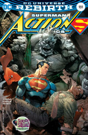 Renacimiento Action Comics