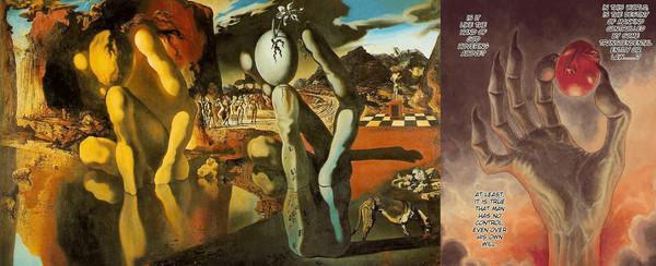 Berserk_Dalí