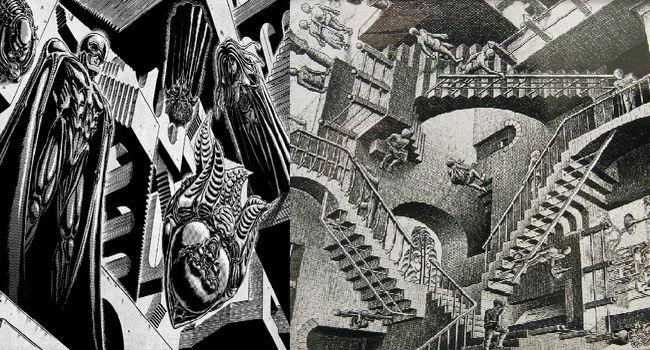Berserk_Escher