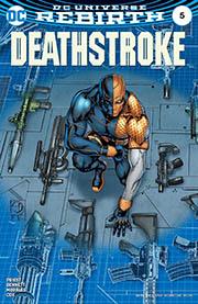 Renacimiento Deathstroke