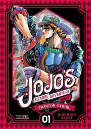 Jojo_Phantom_Blood_1_Portada