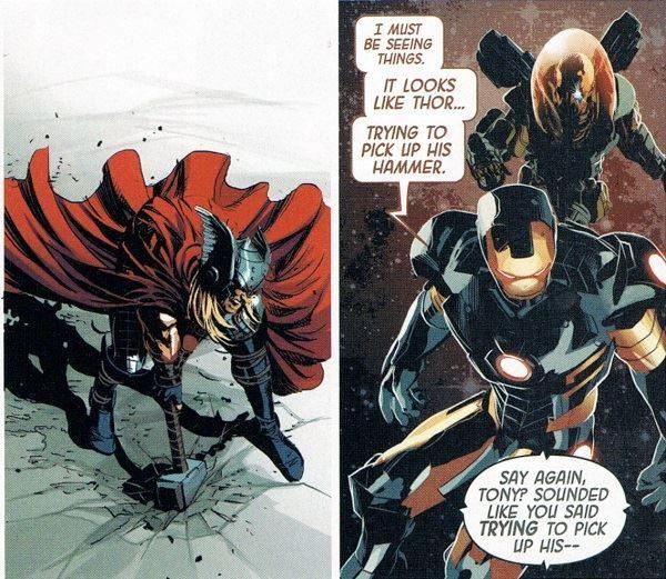 Original Sin Thor Indigno
