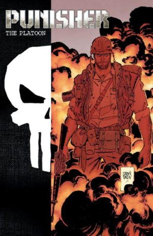 Punisher: The Platoon 2 Portada