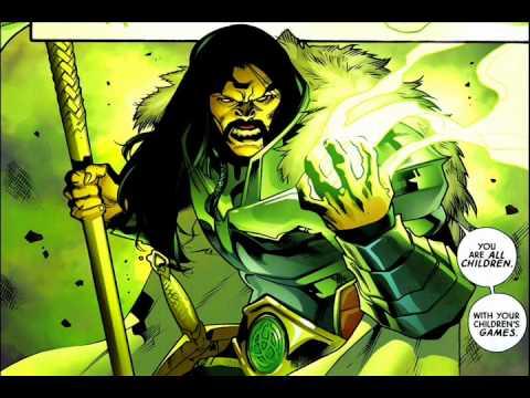 Thor Cul Borson