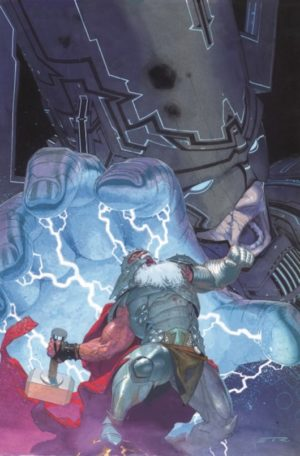 Thor God of Thunder 20 Portada