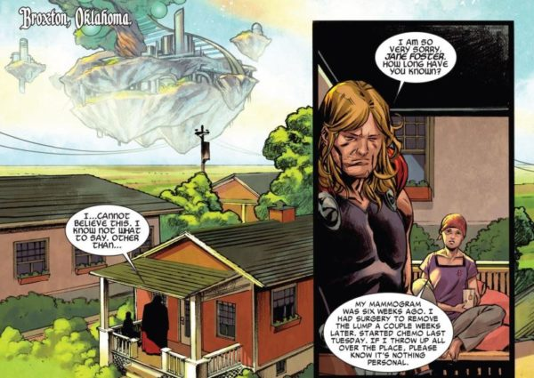 Thor God of Thunder 12 Jane Foster