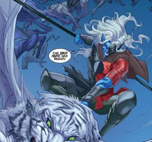 Thor God of Thunder Malekith