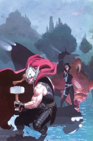 Thor God of Thunder 19