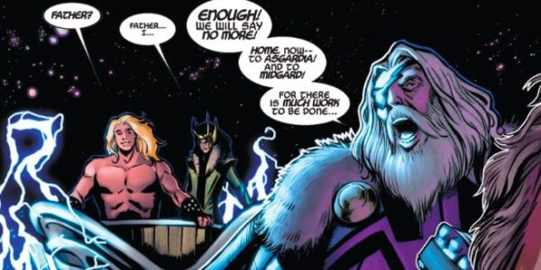 Thor Odin regresa