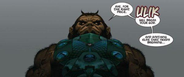 Thor Ulik el Troll