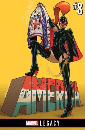 America #8