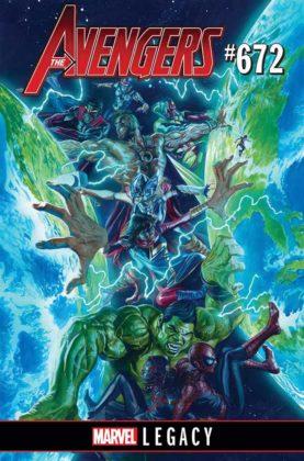 Avengers #672