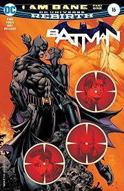 Renacimiento Batman