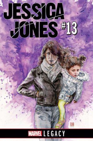 Portada de Jessica Jones #13