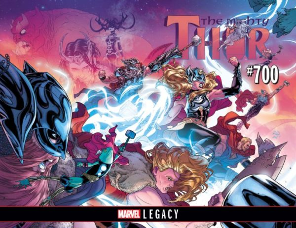 The Mighty Thor #700
