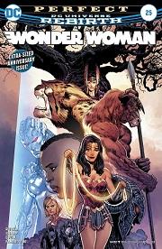 Renacimiento Wonder Woman