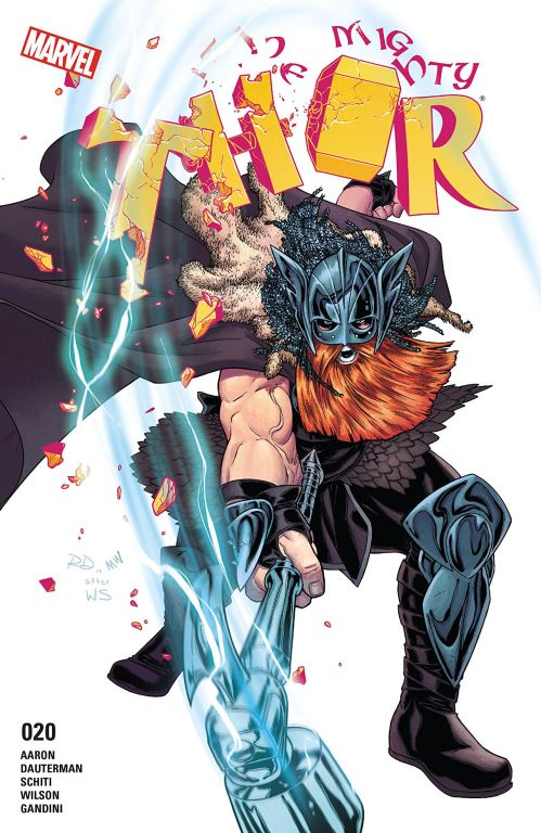 All-New Ultimate Thor