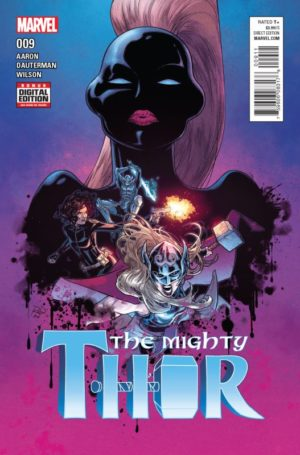 Mighty Thor vol 2 9 Portada