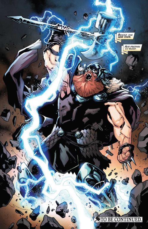 War Thor