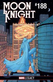 Moon Knight 188 portada