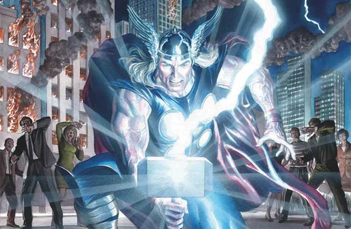 The Mighty Thor #701