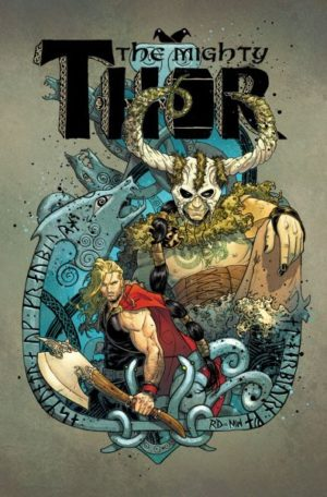 The Mighty Thor 6 Portada