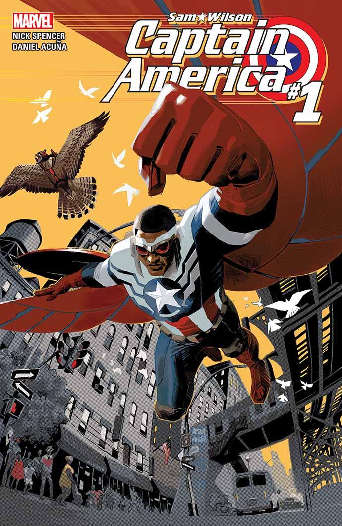 Captain America: Sam Wilson #1