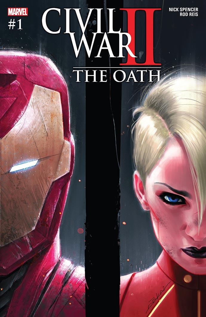 Civil War II: The Oath #1