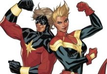 Generations: Captain Marvel & Captain Mar-Vell
