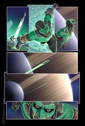 Portada Justice League 34