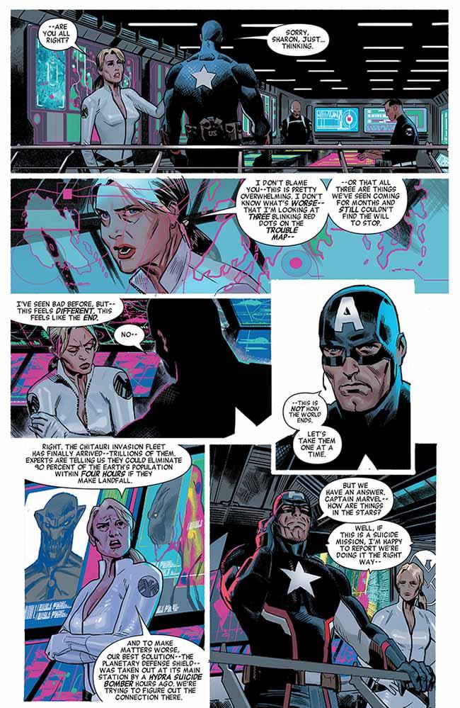 Secret Empire #0, página 9