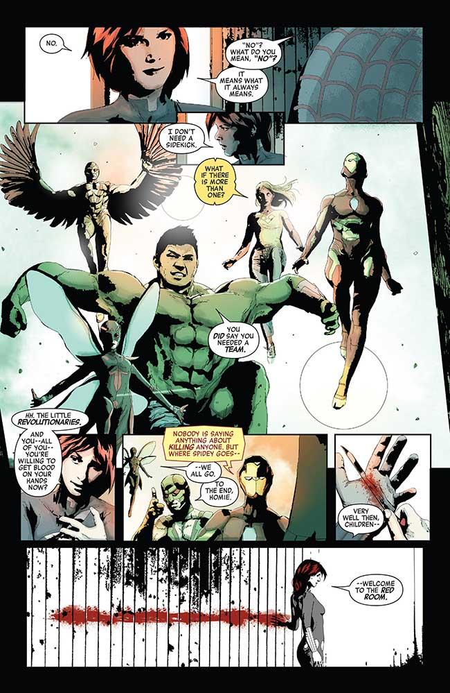 Secret Empire #2, página 25