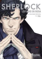 Sherlock_estudio_rosa_portada_Norma
