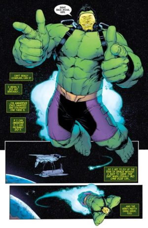 Totally Awesome Hulk 19 Previa 2