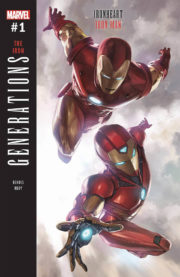Generations: Iron Man & Ironheart #1