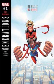 Generations: Ms. Marvel & Ms. Marvel #1