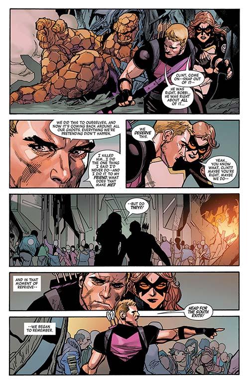 Secret Empire #6, página 28