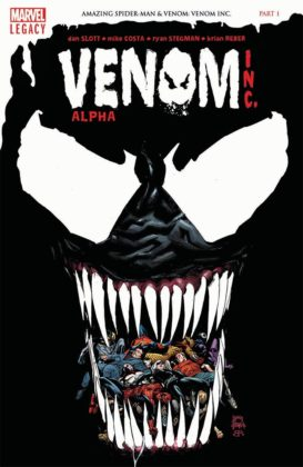 Venom Inc. Parte 1