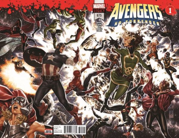 Avengers 675 Portada