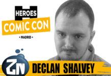 Heroes Comic Con Madrid - Destacada 18 Declan Shalvey