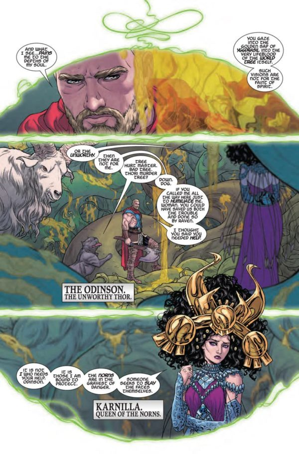 Mighty Thor 700 Preview