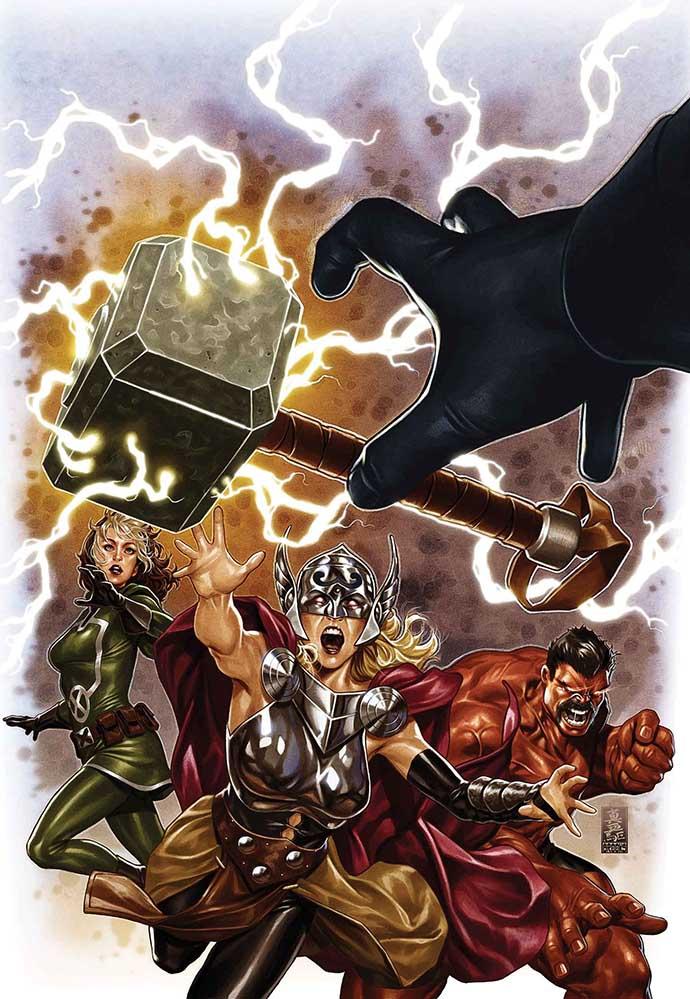 Portada de Avengers #678