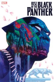 Portada de Rise of the Black Panther #1