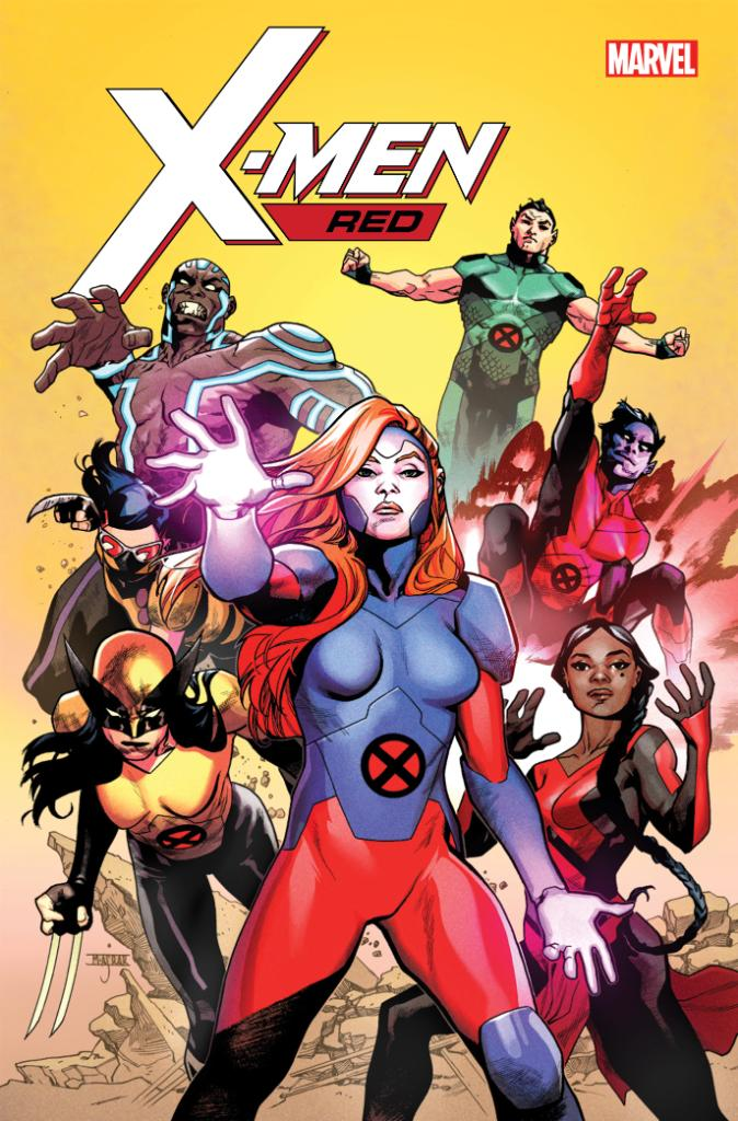 Teaser final de X-Men: Red