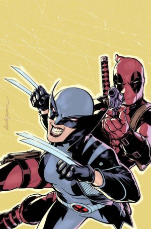 All New Wolverine 31 Portada