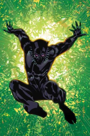 Black Panther Annual 2018