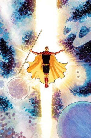 Infinity Countdown Adam Warlock Portada