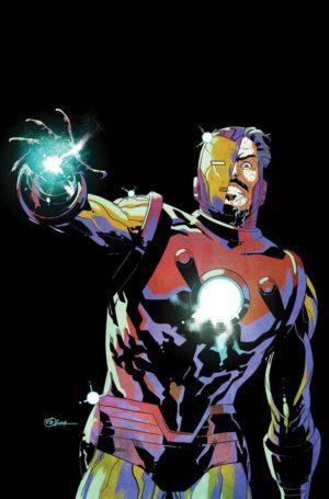 Iron Man 597 Portada