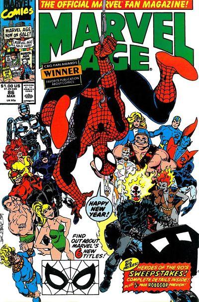 Los Guardianes de la Galaxia y otras novedades de 1990